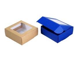Купить картонные коробки для украшений