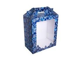 Купить картонные коробки для новогодних подарков