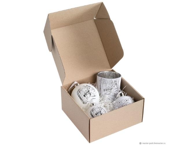Купить картонные коробки для посуды