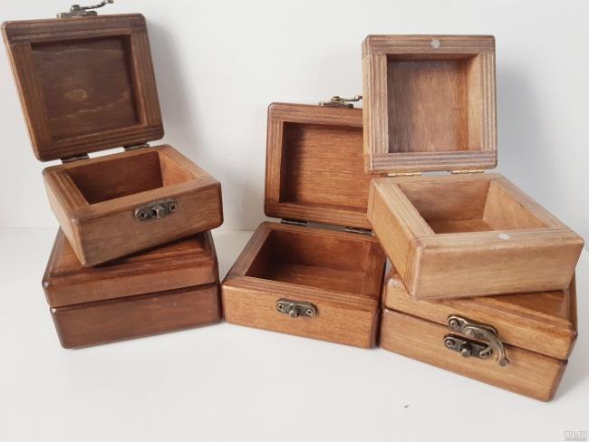Купить деревянные шкатулки по доступным ценам