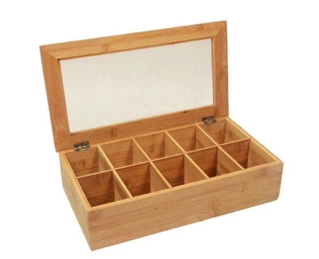 Купить деревянные коробки для чая