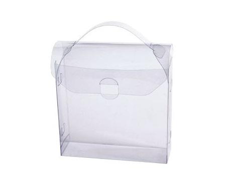 Прозрачные коробки для товаров