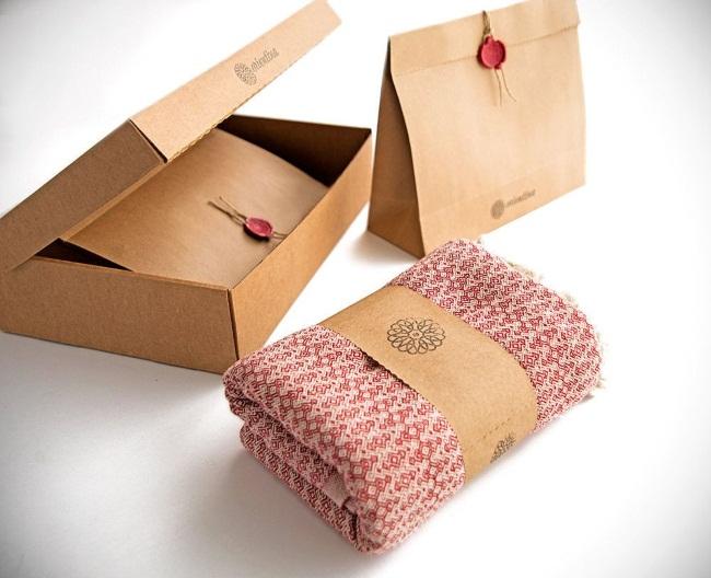 Купить коробки для текстиля