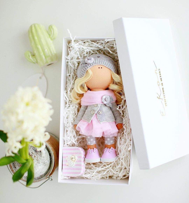 Коробки для упаковки кукол