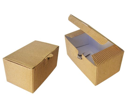 Крафтовые упаковочные изделия в ALLBOX