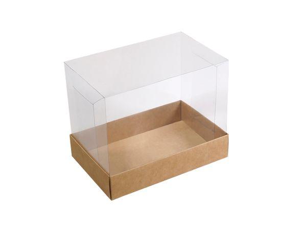 Купить картонные коробки с прозрачными стенками