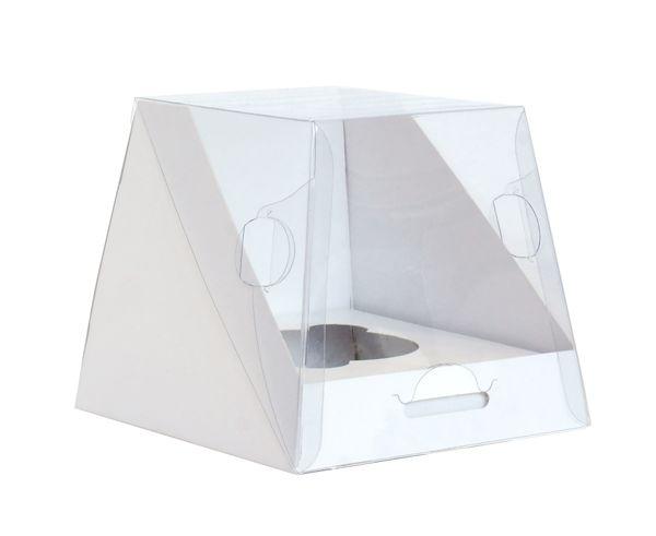 Купить картонные коробки для упаковки капкейков
